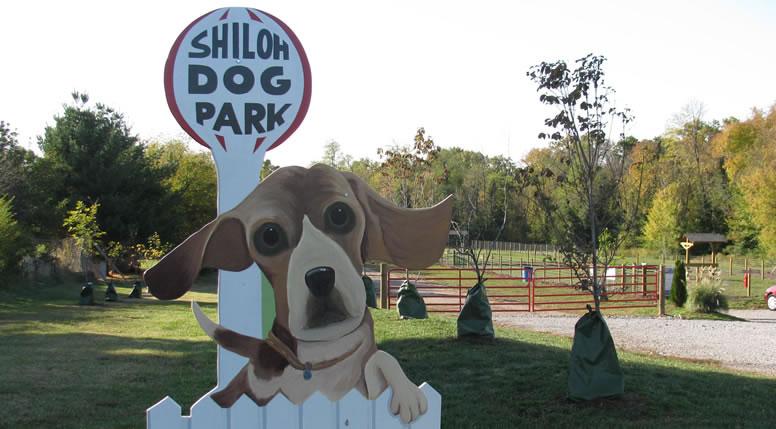 Dog Park Shiloh Il
